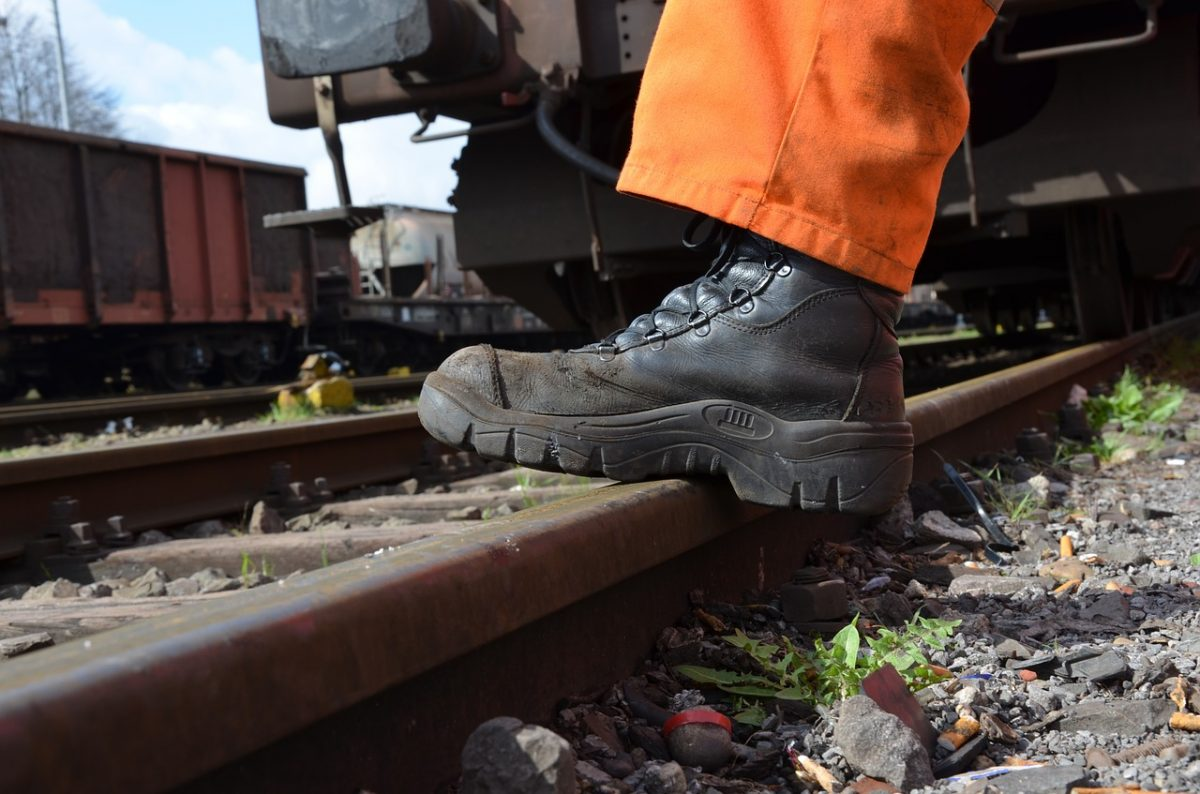 зимни работни обувки